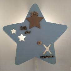 Φωτιστικό αστέρι fot002